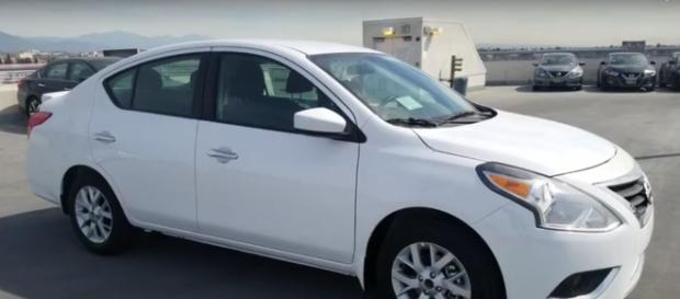 5 cheapest cars in America. [Image Credit/Nissan Walk Through/YouTube]
