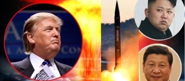 Avertisment șoc din partea Chinei, un alt test cu rachete al Coreei de Nord ar însemna război - Foto: colaj Creative Commons