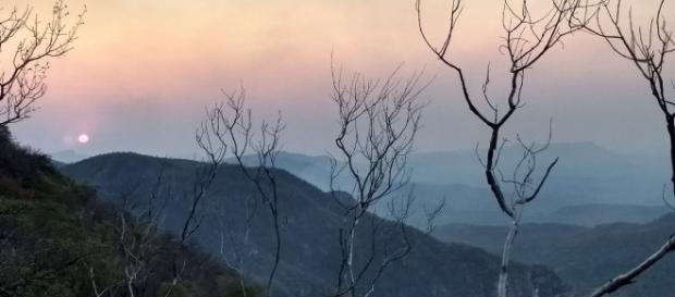 Cerca de 26% da Chapada dos Veadeiros foi consumida pelo fogo