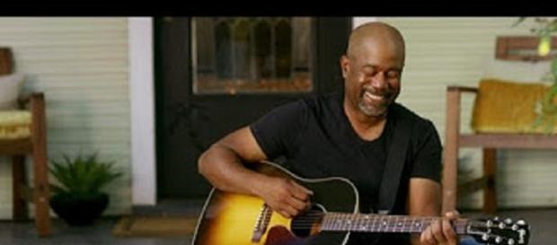 Darius Rucker has never lost his hard work ethic or his joy in moving fans with music. Darius RuckerVEVO screencap/YouTube