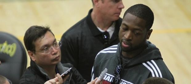 Dwyane Wade is still trying to adjust to live in Cleveland/ photo by Shawn/ Flickr