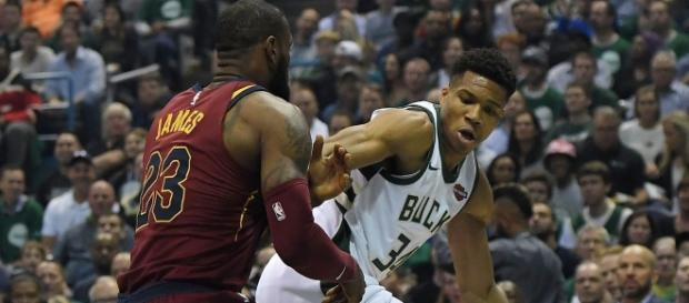 Giannis knows LeBron is still the King - (Image: YouTube/Bucks)