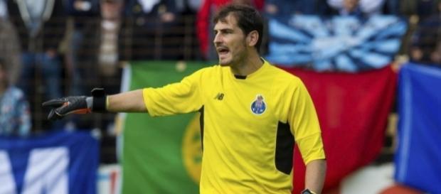 Iker Casillas tiene las horas contadas en el Oporto - cdeportiva.com