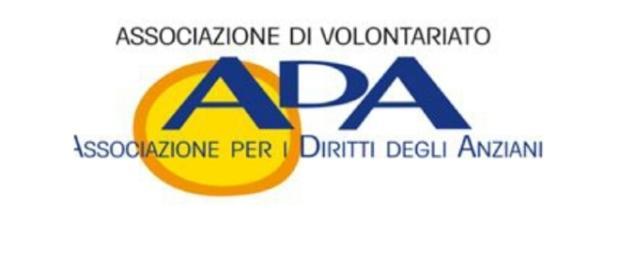 Logo dell'Associazionevdi volontariato ADA