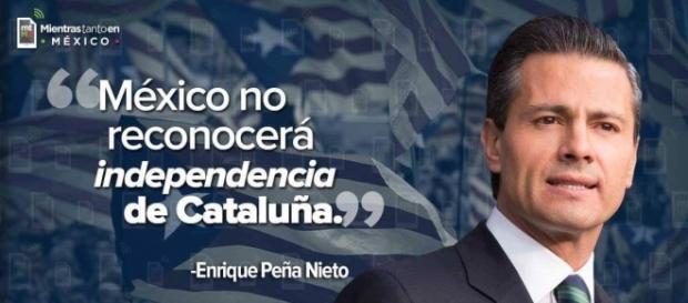 México no reconocerá la independencia de Cataluña: EPN - - mientrastantoenmexico.mx