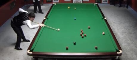 Jimmy White - Snooker Legends Live Stream Image credit - Snooker Legends | YouTube