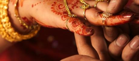 The decorative hands of a female Muslim getting married - Abdul Majeed - Flickr