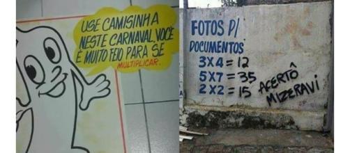 A criatividade dos brasileiros está acima da média