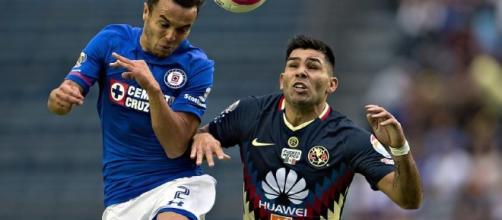 América derrotó al Cruz Azul en el más reciente Clásico Joven