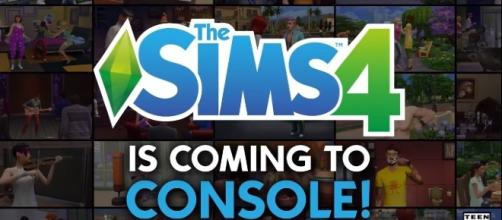 As announced earlier this year, the game will be available on Xbox One and PS4. Image:TheSims/YouTube
