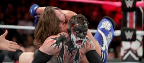 Bálor y AJ tuvieron una de las mejores luchas de la WWE este año en PPV. WWE.com.