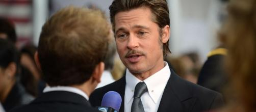 Brad Pitt and Ella Purnell dating rumors not true. (Image Credit: DoD News Features/Wikimedia Commons)