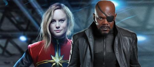 Captain Marvel: in pre-produzione, uscirà nelle sale USA l'8 marzo 2019