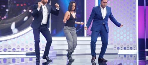 OT 2017: David Bustamante y Roberto Leal bailan con la Becky G 'mayores'