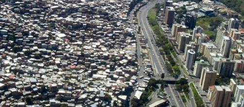 Dos mundo de la gran caracas, Venezuela.