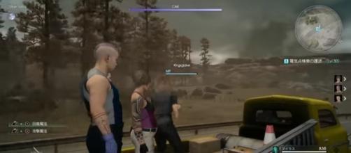 Final Fantasy XV - Comrades Multiplayer Release Date Trailer - TGS 2017 [Image via IGN]