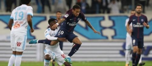 Hier soir, les parisiens sont tombés dans la facilité (Hache / AFP).