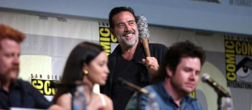 Jeffrey Dean Morgan and friends [image courtesy of Gage Skidmore flickr]