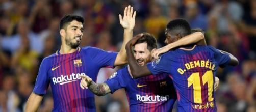 Juve, offerta a sorpresa del Barcellona