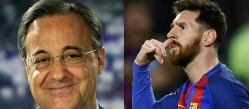 Karembeu: ''Florentino podría fichar hasta a Messi en el Real ... - diez.hn