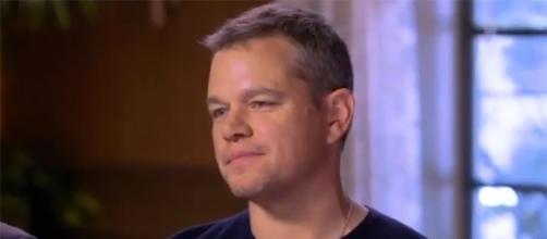 Harvey Weinstein scandal: Matt Damon admits he knew what happened to Gwyneth Paltrow. [Image Credit: Good Morning America/YouTube]