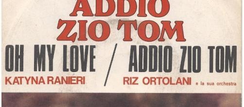 """""""Oh My Love"""". La colonna sonora del film """"Addio zio Tom"""""""
