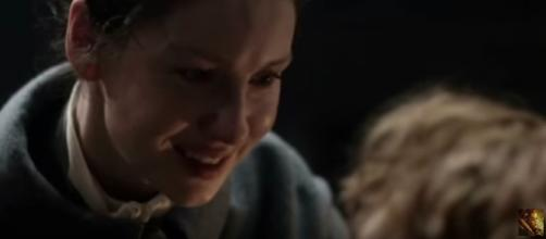 """Outlander"" celebrates Jaime and Claire reunion after twenty years. Image Credit: Alexias B/YouTube"