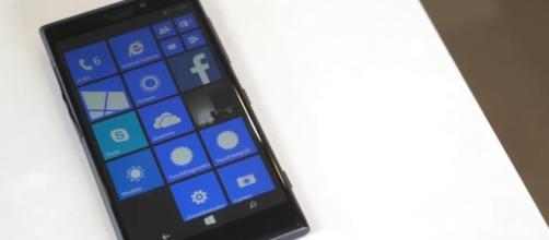 Project Nokia McLaren/ Windows Central/ Youtube Screebshot