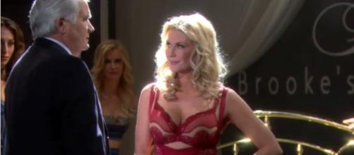 Soap opera Canale 5 Beautiful Brooke