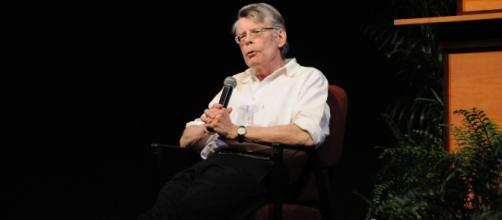 Stephen King (Image credit: Stephen Sabin / flickr)