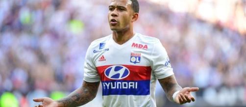 Troyes Lyon 0-5 triple de néerlandais Depay Memphis