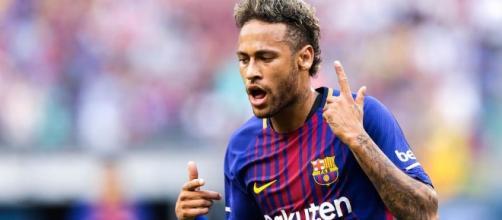 Xavi parle de Neymar récemment