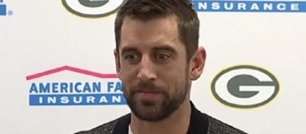 Aaron Rodgers can return in Week 15 against the Panthers on December 17 (Image Credit: NFL Interviews/YouTube)
