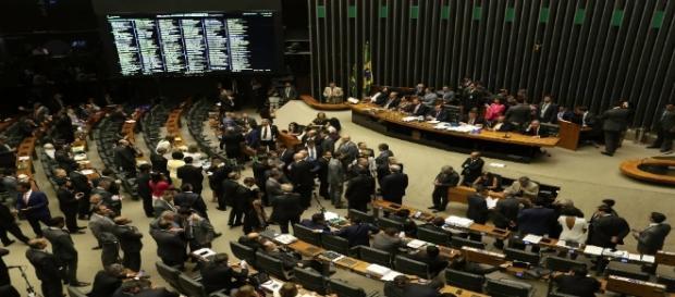 Base aliada barra nova denúncia contra Temer na Câmara / Foto: Fabio Rodrigues Pozzebom / Agência Brasil