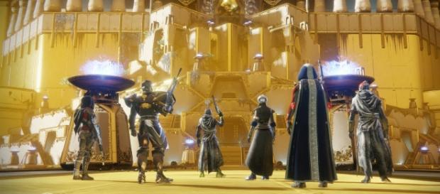 'Destiny 2' Leviathan Raid Guide Part 2: The Baths Image source: youtube.com/DattoDoesDestiny