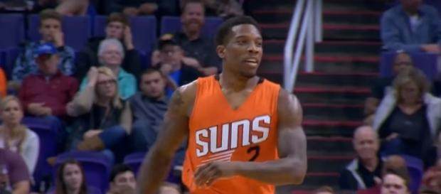 Eric Bledsoe might be parting ways with the Phoenix Suns this season -- (Image Credit: Real GD's Latest Highlights via YouTube)