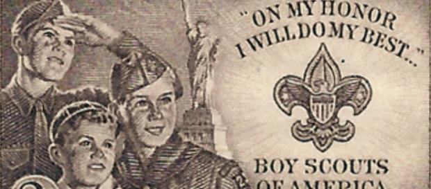 Boy kicked out of Boy Scout's den for asking Republican Senator about gun control. Image credit : CCO Public Domain | US Post Office | Wikimedia