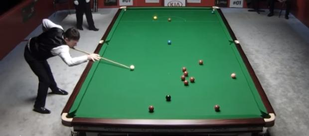 Jimmy White - Snooker Legends Live Stream Image credit - Snooker Legends | YouTube
