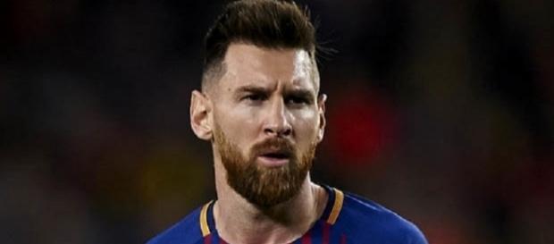 Lionel Messi sente falta da boa forma do seu amigo