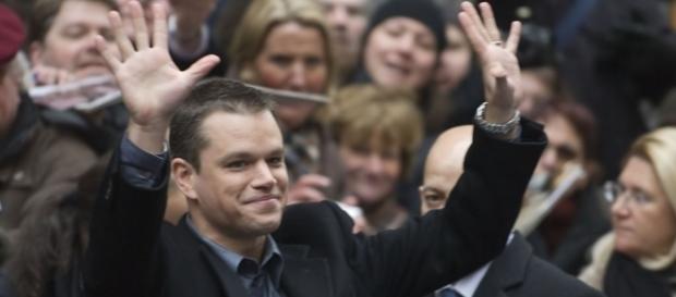 Matt Damon said Harvey Weinstein is very intimidating [Credit: Siebbi/Flickr]