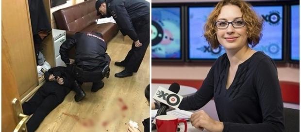 Mulher sofre tentativa de assassinato