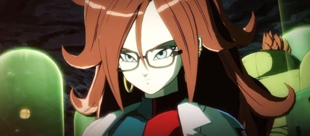 Red Ribbon Army researcher Android 21 (via YouTube - Bandai Namco Entertainment America)
