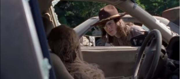 'The Walking Dead' season 8, episode 1: Who is the mystery man?. [Image credit:Series Trailer MP/Youtube]