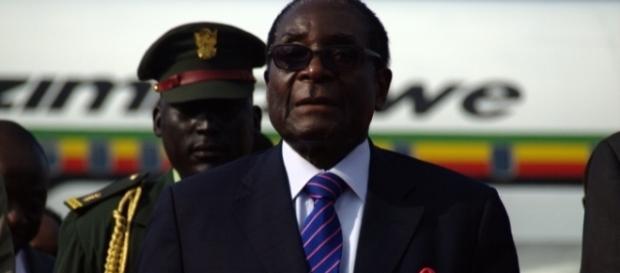 The Zimbabwean dictator is widely considered a polarizing figure. [Image Credit: Aljazeera English/Flickr]