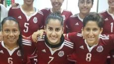 La Selección Mexicana Femenil se despide del Torneo de las Cuatro Naciones