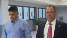 Missing Texas toddler Sherin Mathews' dad re-arrested, jailed on $1 million bond