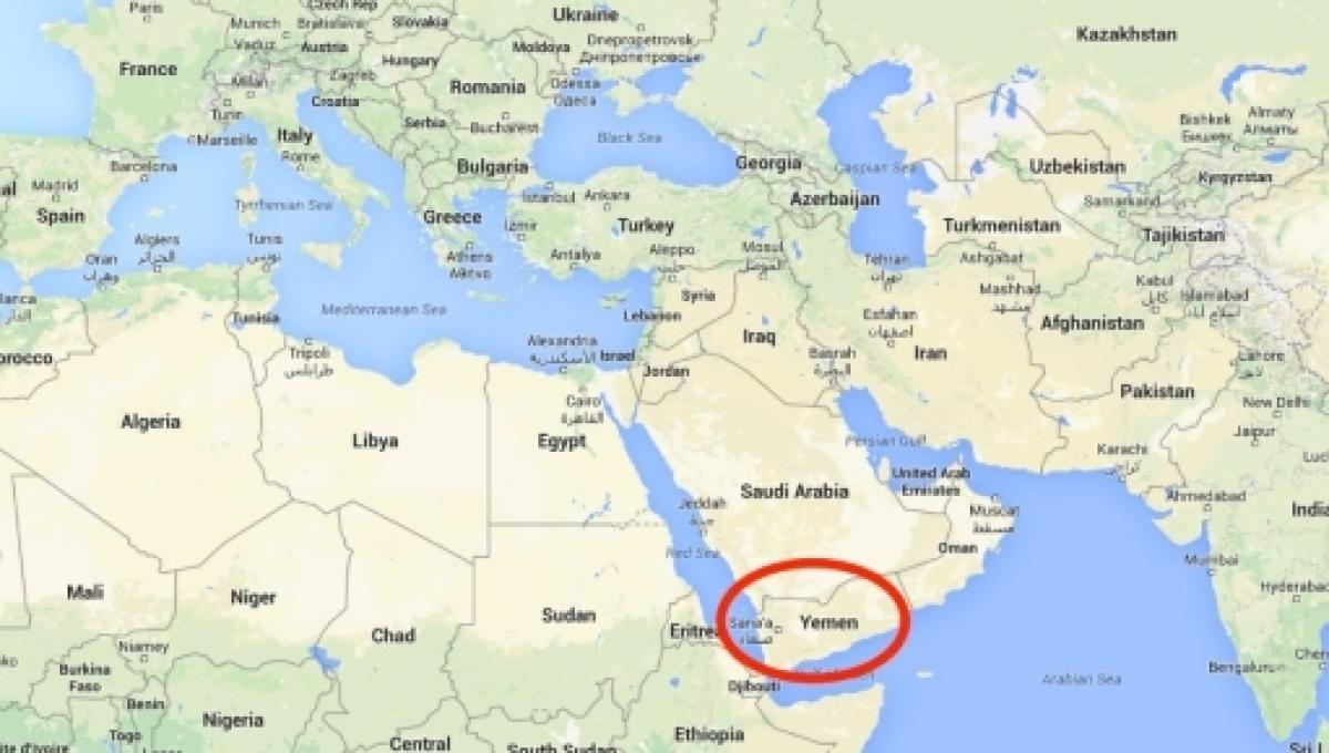 Cartina Yemen.La Situazione In Yemen Dall Indipendenza Ad Oggi