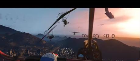 """Rockstar Games confirmed that """"Grand Theft Auto V"""" will not get any single-player expansions. [Image Credits: Rockstar Games/YouTube]"""