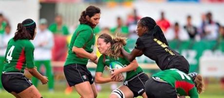 Selección mexicana de rugby femenil