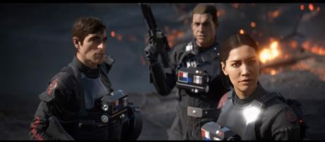 Star Wars Battlefront 2 Single Player Trailer [Image via EA Star Wars/YouTube]